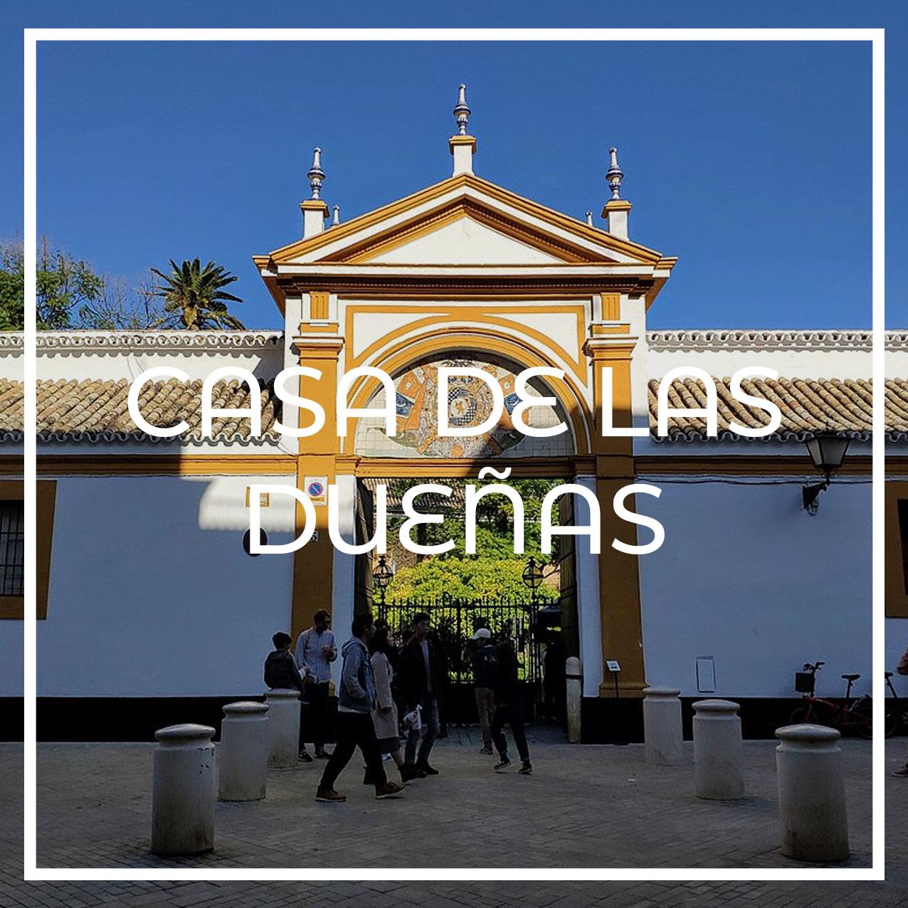 Palacio de Dueñas Casa de Alba de Sevilla