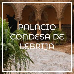 Casa Palacio de la Condesa de Lebrija de Sevilla