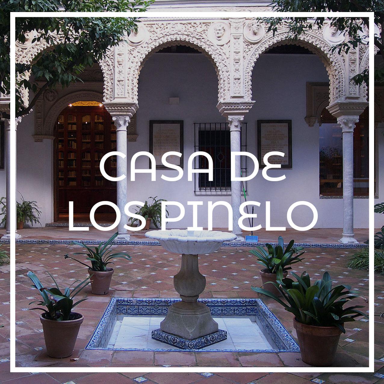 Casa de los Pinelo de Sevilla