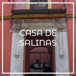 Casa palacio de Salinas de Sevilla