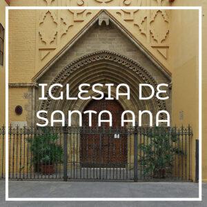 iglesia Santa Ana de Sevilla