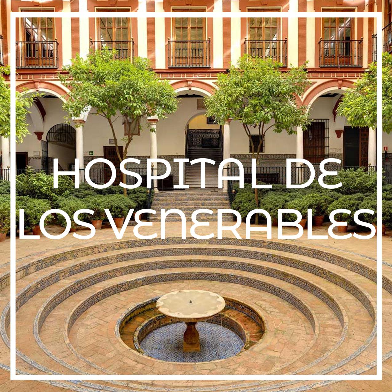 Hospital de los Venerables Sacerdotes de Sevilla