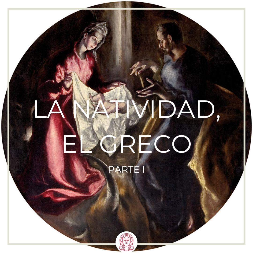Natividad, El Greco