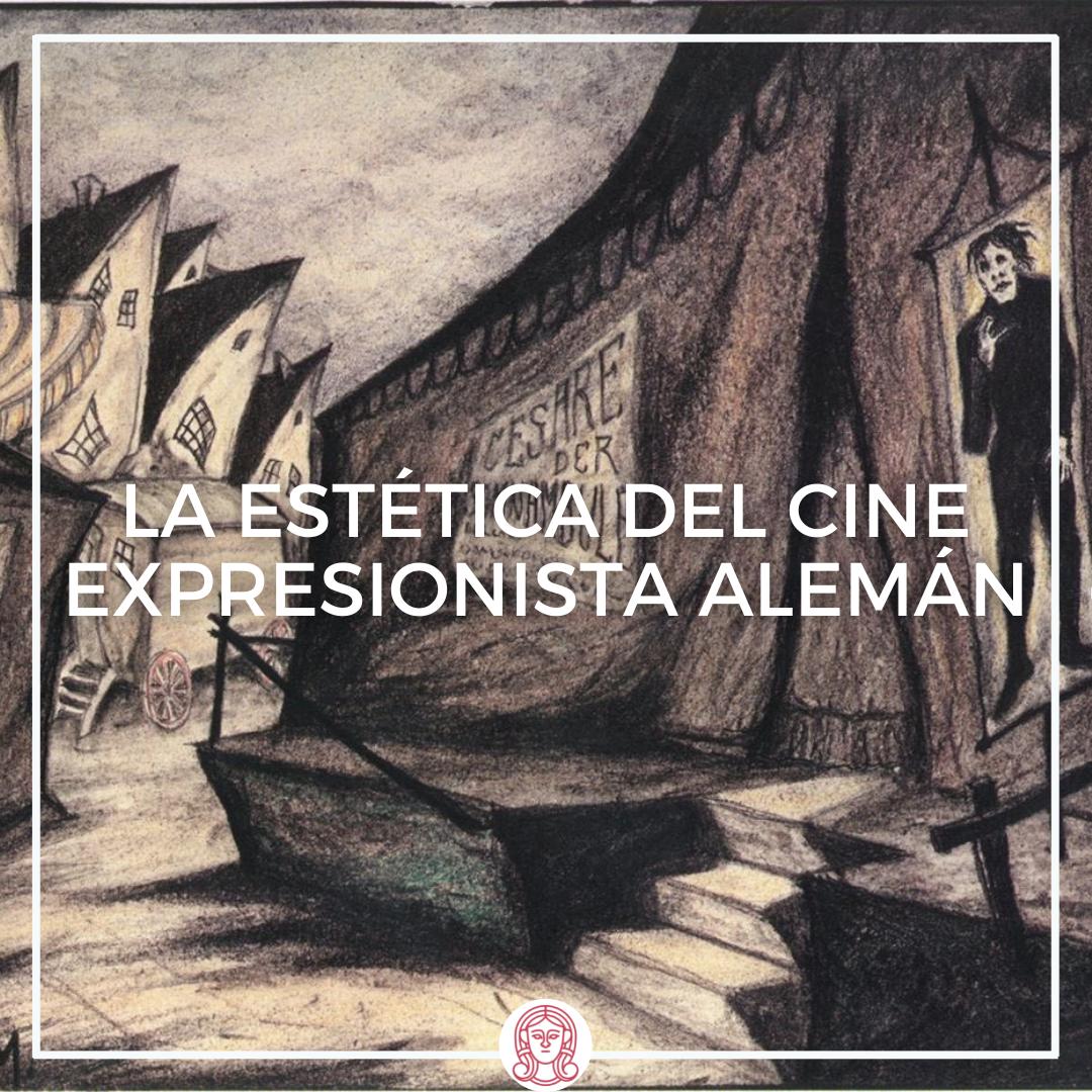 la estética del cine expresionista alemán